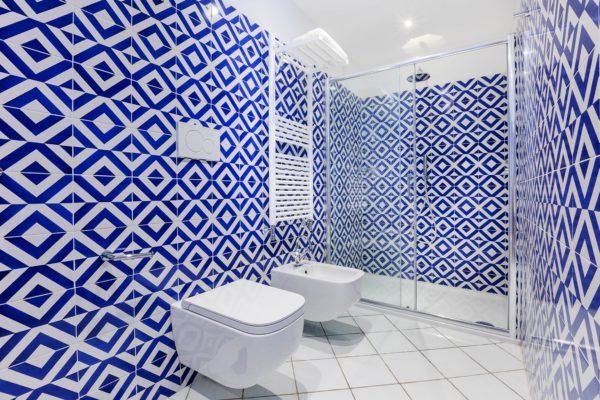 double classic bathroom