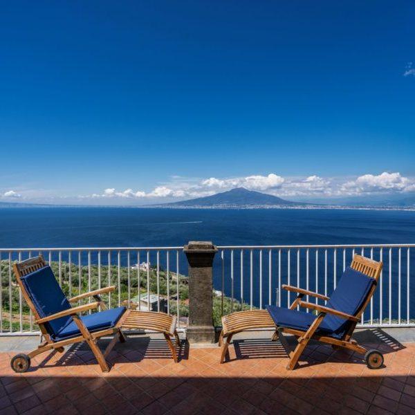 deluxe room sea view terrace
