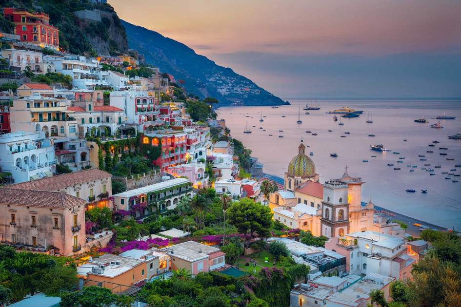 travel in amalfi and sorrento coast